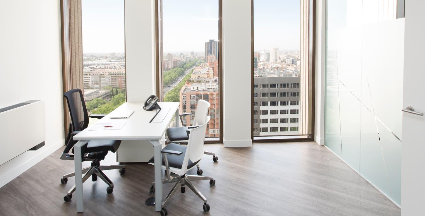 alquiler despachos madrid ejecutivos