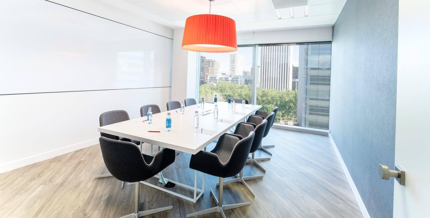 alquiler salas de reuniones por horas madrid