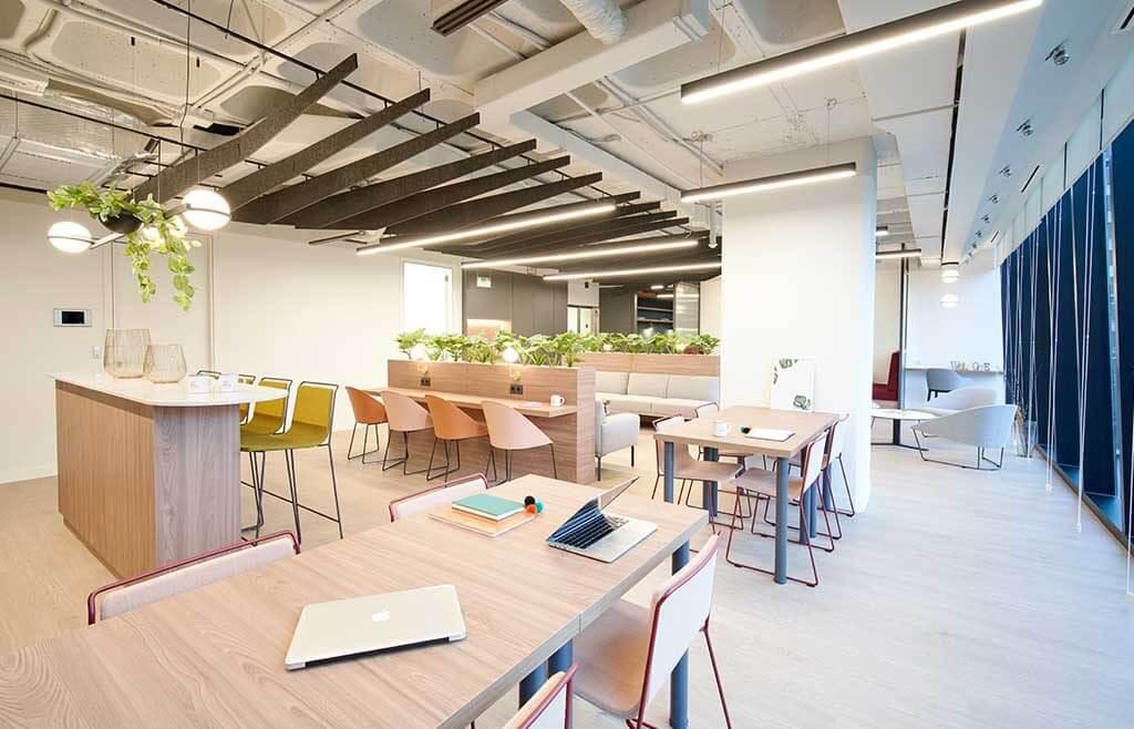 espacios flexibles en centro de negocios principe de vergara