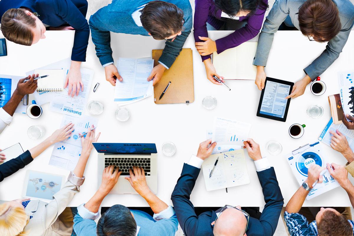 Una buena reunión de trabajo: clave para el éxito de tu empresa