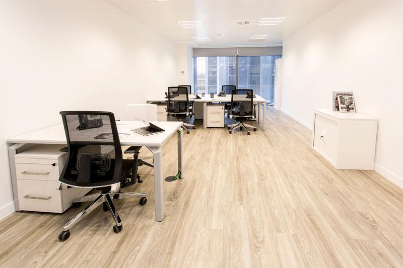 oficinas y desplachos azca madrid