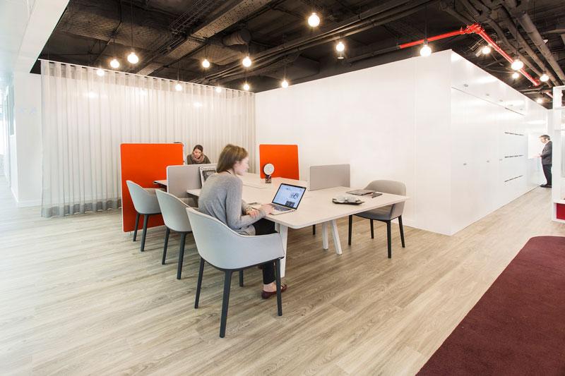 hot desking en centro de negocios azca madrid
