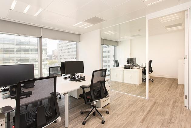 diseño oficinas corporativas