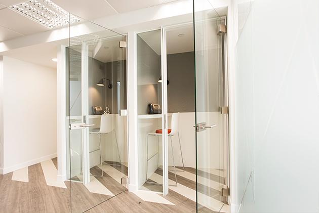 oficinas corporativas diseño