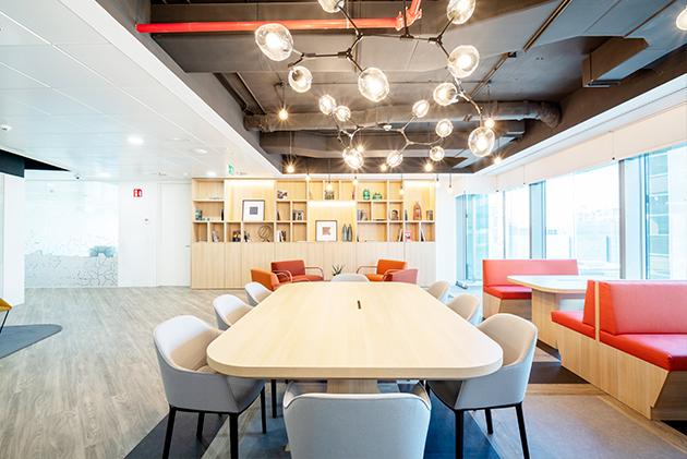 nueva planta centro negocios azca madrid