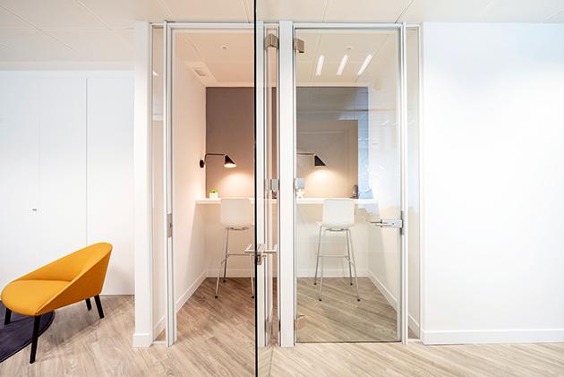espacios flexibles workspace azca